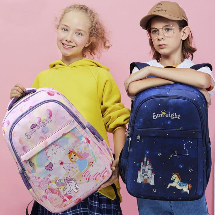 Школьные рюкзаки с ортопедической спинкой