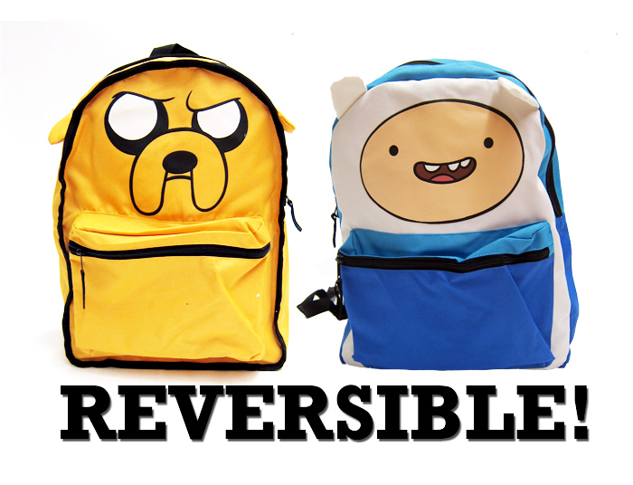 Рюкзак Adventure Time