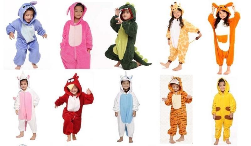Купить Пижаму Кигуруми для детей в интернет-магазине