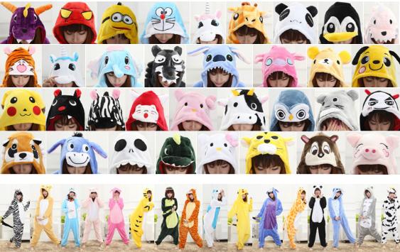 Купить Пижамы Кигуруми в интернет-магазине
