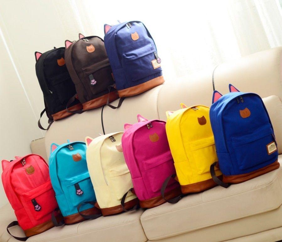 Рюкзаки с ушками 36 моделей в наличии