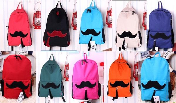 Рюкзаки с усами все популярные модели в наличии