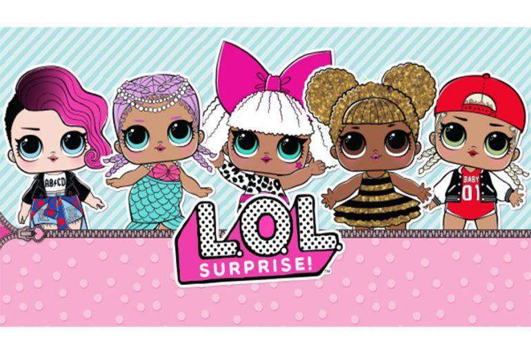 Купить рюкзаки с куклами ЛОЛ в интернет-магазине