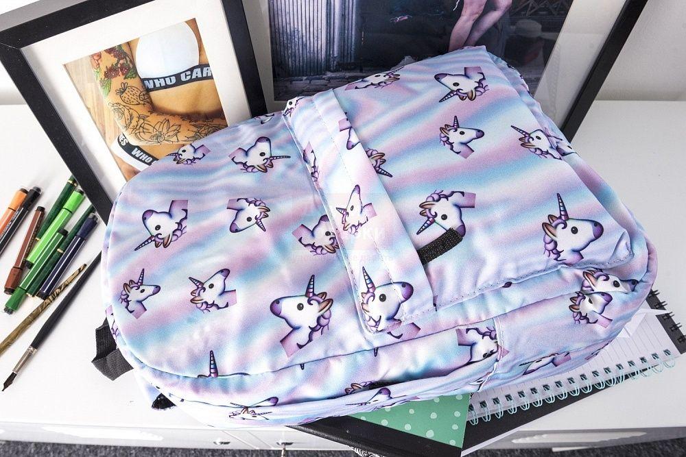 Купить красивые рюкзаки с Единорогами для девочек